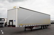 Wielton FIRANKA / MEGA / COIL MULDA / OŚ PODNOSZONA / XL semi-trailer