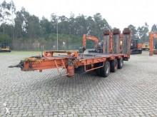 used Robuste Kaiser heavy equipment transport semi-trailer