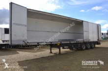 used Schmitz Cargobull box semi-trailer