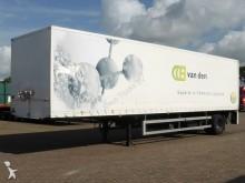 used Ackermann box semi-trailer