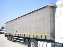 used Acerbi tautliner semi-trailer