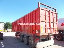 used Stas scrap dumper semi-trailer