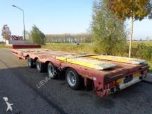 Nooteboom 4-Axle Lowbed / BPW Axles semi-trailer