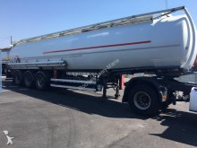 Trailor hydrocarbure semi-trailer
