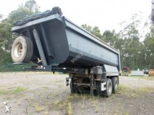 used Galtrailer tipper semi-trailer