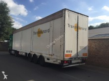 used Coder box semi-trailer