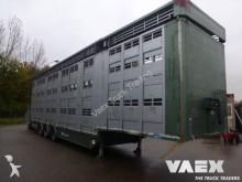 used Michieletto livestock semi-trailer