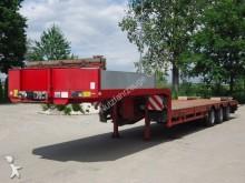 ES-GE 3.S0U-3H Tieflader Auflieger TOP! semi-trailer