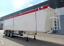 new Tisvol tipper semi-trailer