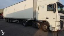 used Samro box semi-trailer