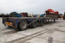 used Nooteboom flatbed semi-trailer