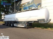 Trailor Fuel ADR 24-10-2017, 40000 Liter, 9 Compartments semi-trailer