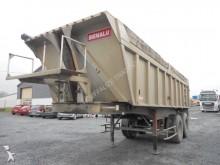 Benalu Steel suspension/ lames semi-trailer