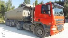 used Menci construction dump semi-trailer