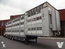 Pezzaioli SBA32U Deks Veeoplegger Loadinglift semi-trailer