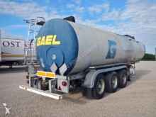 used Loheac Tar tanker semi-trailer