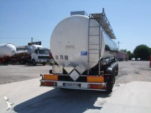 used Maisonneuve chemical tanker semi-trailer