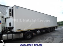 Chereau Tiefkühlauflieger-Thermo King- Multitemperatur semi-trailer