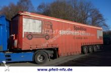 Kempf SP 36/3 Doppelstock-Getränke - Jumbo- Hubdach semi-trailer