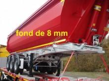 new Fruehauf half-pipe semi-trailer