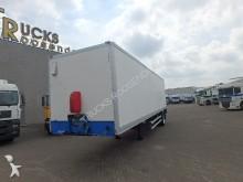 used Van Hool box semi-trailer