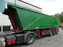Kempf SKM 36/3 ** 44m³/Alu-Stahl/Liftachse/el.P ** semi-trailer