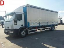 used Iveco tarp semi-trailer
