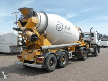 MOL AM 10 MIXER 10 M3 2 AXLE semi-trailer