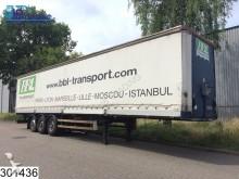 Samro Tautliner Disc brakes, Borden semi-trailer