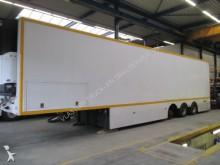 Burg Doppelstock , 3 Lenkachse , 3 steering axle !!! semi-trailer