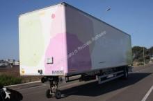 used Fruehauf semi-trailer