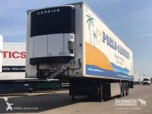 used Chereau insulated semi-trailer