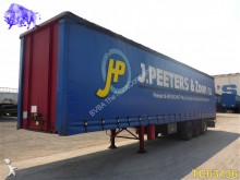 Renders Curtainsides semi-trailer