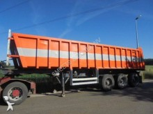 used MOL tipper semi-trailer
