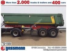 Schmitz Cargobull SKI 18 SL 7.2, ca. 24m³ semi-trailer