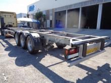 used Lecitrailer chassis semi-trailer