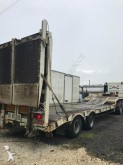 used Castera heavy equipment transport semi-trailer