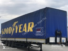 used Schwarzmüller dropside flatbed semi-trailer