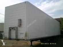 used Schmitz Cargobull plywood box semi-trailer