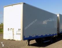 used Asca plywood box semi-trailer