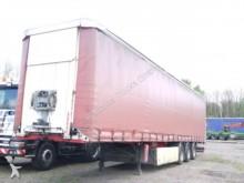 used Fruehauf tarp semi-trailer