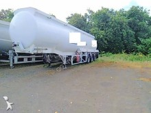 used Fruehauf oil/fuel tanker semi-trailer