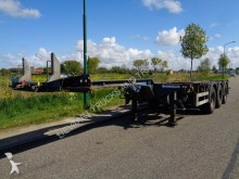 Pacton Multichassis / 3x Extendable / BPW / NL / Lift A semi-trailer