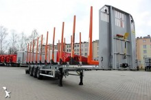 Zasław timber semi-trailer