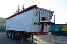 Feber cereal tipper semi-trailer