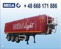 semi remorque Mega NACZEPA WYWROTKA ALUMINIOWA 35 m3 LIGHT