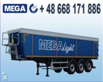 new Mega tipper semi-trailer