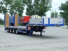semiremorca transport utilaje Mega noua