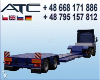 ATC flatbed semi-trailer