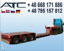 new ATC flatbed semi-trailer